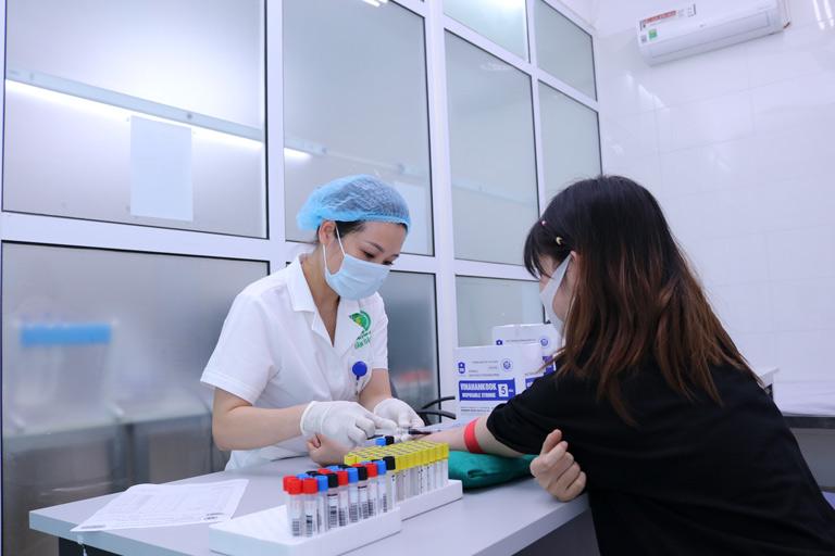 Hiệu quả được kiểm chứng bằng các xét nghiệm tây y hiện đại