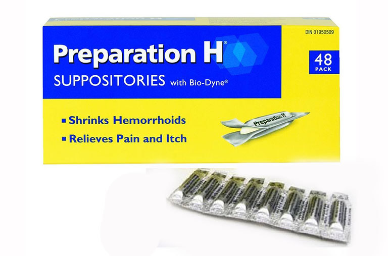 Thuốc Preparation H® Suppositories là một sản phẩm hỗ trợ điều trị bệnh trĩ và các bệnh lý hậu môn có xuất xứ từ Mỹ.