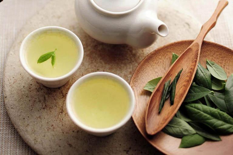 Uống trà búp bàng mỗi ngày có tác dụng hỗ trợ điều trị bệnh trĩ tại nhà