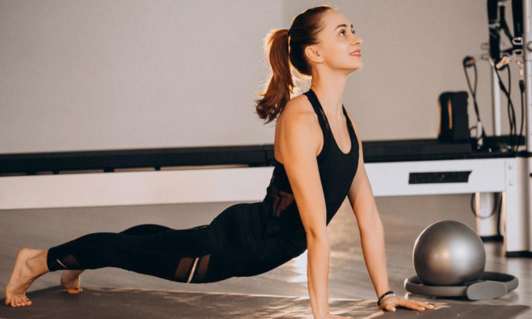 Duy trì thói quen tập luyện thể dục thể thao giúp cải thiện sức đề kháng cơ thể