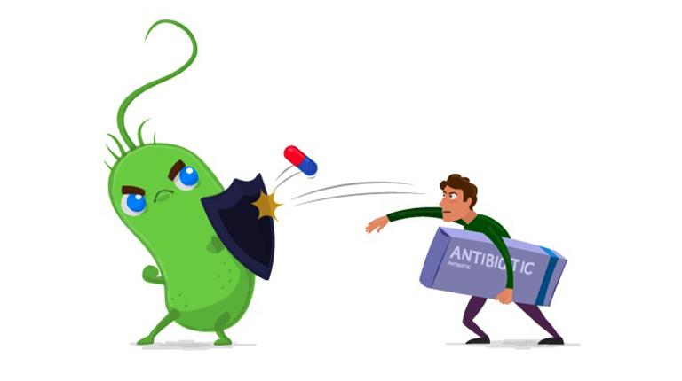 lạm dụng thuốc kháng sinh