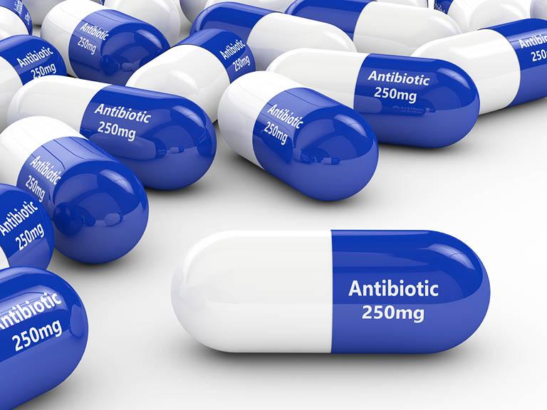 thuốc kháng sinh trị viêm phế quản