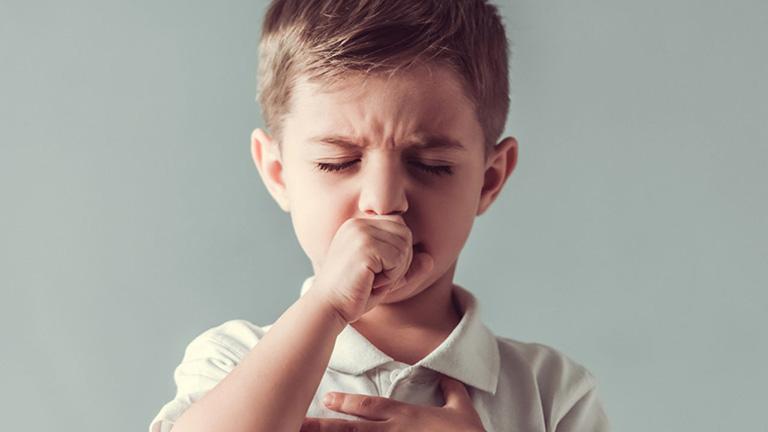 Viêm họng ở trẻ em