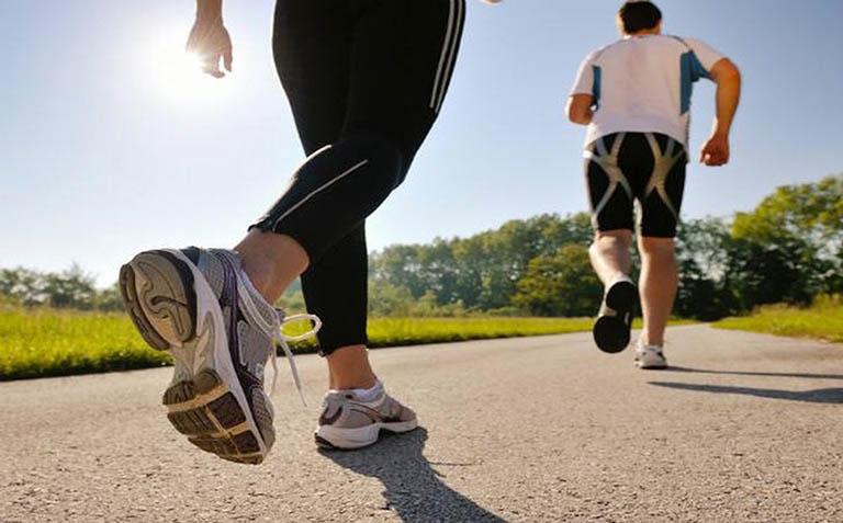 bài tập đi bộ nhanh chữa yếu sinh lý