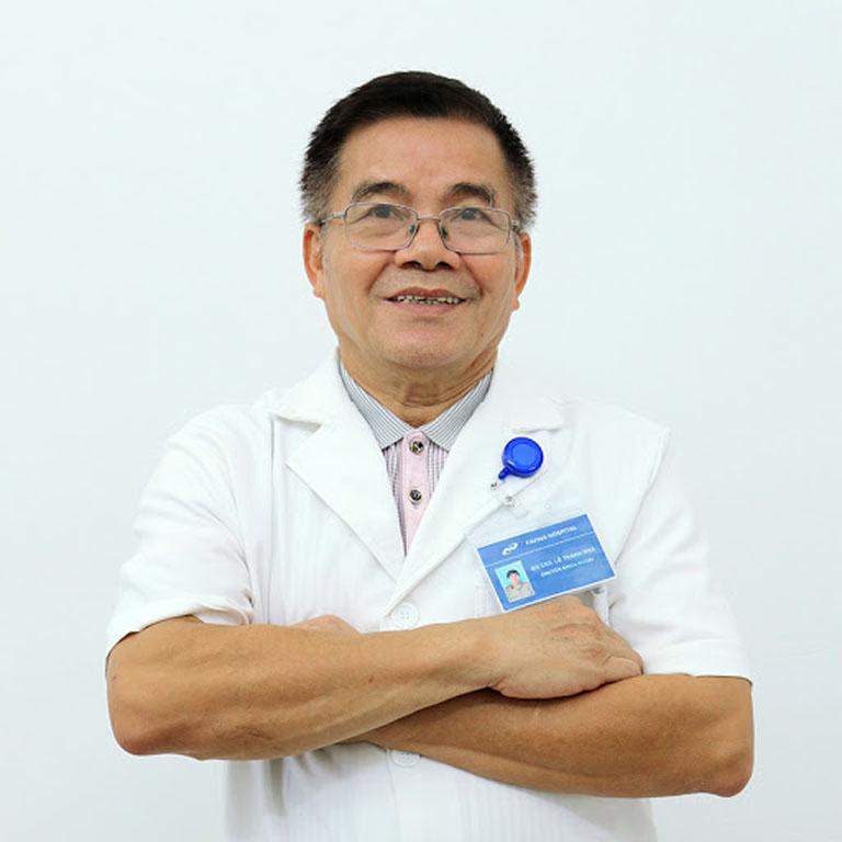 Đại tá, Bác sĩ CKII Lê Thanh Nhạ
