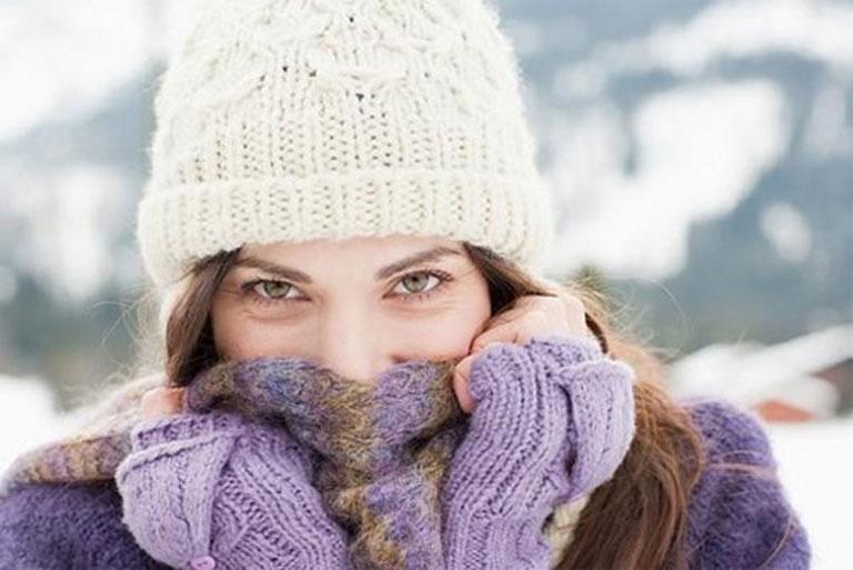Có các biện pháp giữ ấm hệ hô hấp khi trời lạnh giúp bạn phòng ngừa được các bệnh lý về đường hô hấp
