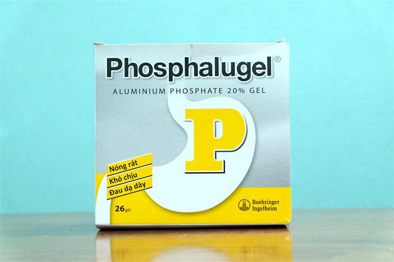 Tìm hiểu những thông tin cần biết về thuốc dạ dày chữ P (Phosphalugel)
