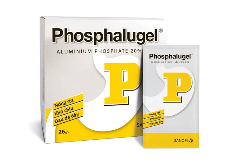 Táo bón, tiêu chảy nhẹ, đau bụng cấp,... là những tác dụng phụ thường gặp khi dùng thuốc dạ dày chữ P