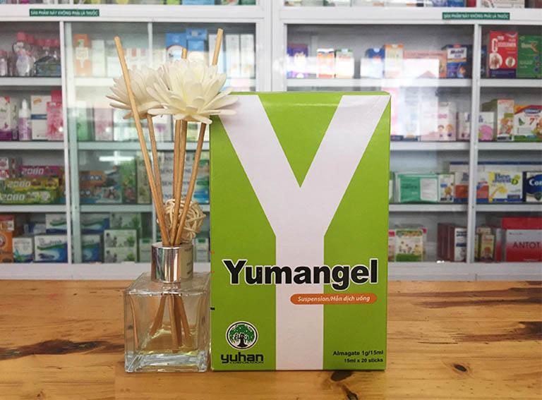Thuốc dạ dày chữ Y được bán với mức giá dao động từ 90.000 - 100.000 đồng/ hộp 20 gói x 15ml