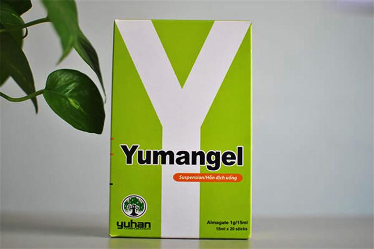 Tìm hiểu những thông tin cần biết về thuốc dạ dày chữ Y (Yumangel) của Hàn Quốc