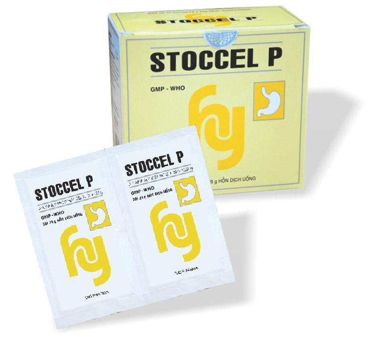 Thuốc đau dạ dày dạng sữa Stoccel P