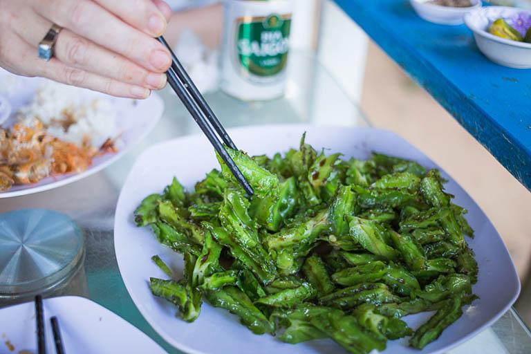 Món ăn từ quả đậu rồng vừa có tác dụng cung cấp cho cơ thể những dưỡng chất thiết yếu vừa giúp hỗ trợ điều trị chứng đau dạ dày