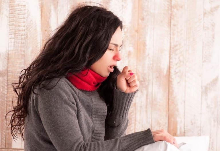 Ho gió là bệnh lý thường khởi phát vào thời điểm giao mùa hoặc khi cơ thể bị dị ứng
