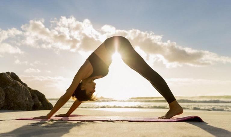 Tập luyện thể dục thể thao giúp tăng cường sức đề kháng cơ thể và cải thiện chức năng của cơ quan tiêu hóa