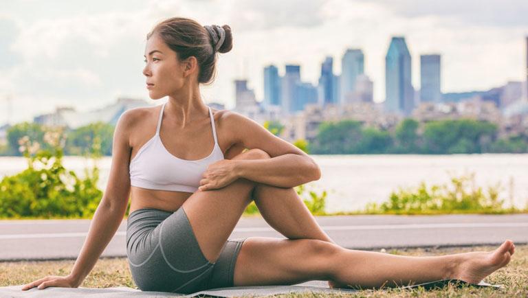 Tập yoga giúp bạn cải thiện tình trạng đau nhức tại khớp và tăng cường độ linh hoạt của khớp xương