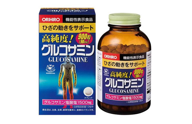 thuốc bổ sung chất nhờn cho khớp Glucosamine Orihiro