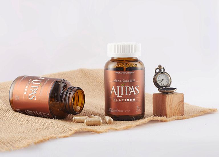 thuốc tăng ham muốn cho Nam Sâm Alipas