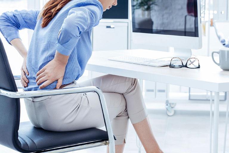 Đau thắt lưng xảy ra ở nữ giới có thể là dấu hiệu của nhiều bệnh lý khác nhau