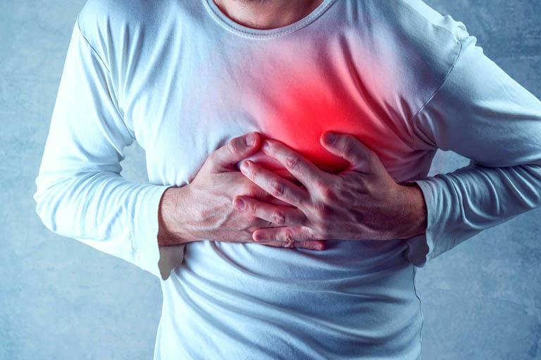 Nội soi mật tụy ngược dòng không áp dụng đối với bệnh nhân bị nhồi máu cơ tim