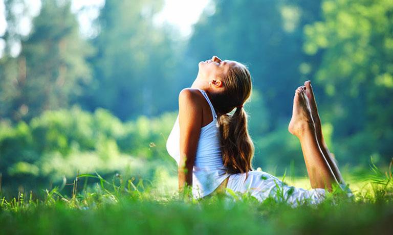 Giữ cho tinh thần thoải mái giúp bạn kiểm soát tình trạng bệnh khá tốt