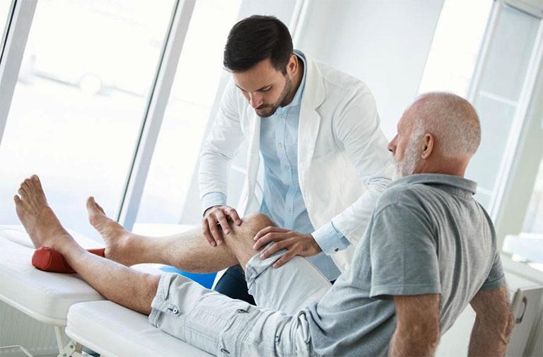 Tràn dịch khớp gối chữa ở đâu tốt nhất là thắc mắc chung của không ít bệnh nhân