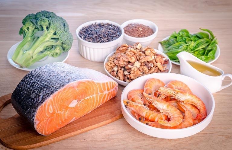 Thực phẩm giàu omgega-3 có tác dụng đẩy lùi phản ứng viêm và giảm đau nhức