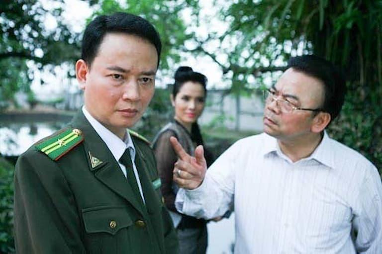 Hình ảnh Nghệ sĩ Tùng Dương trong 1 bộ phim mà anh tham gia