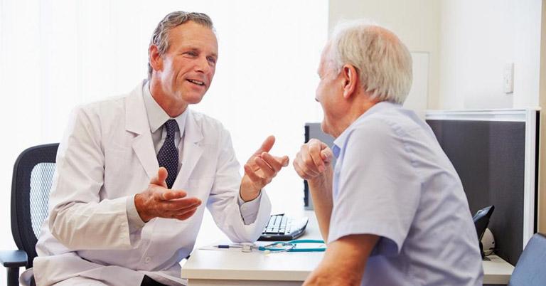 Thăm khám chuyên khoa để xác định mức độ bệnh trạng và nguyên nhân gây ra bệnh